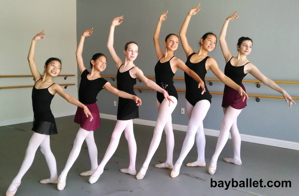 """Ballet Classes in San Jose at Bay Ballet Academy"