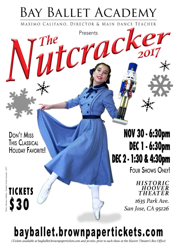 Bay Ballet Academy The Nutcracker
