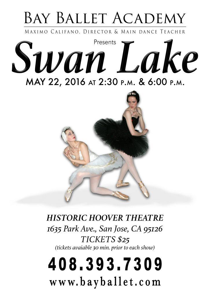 Bay Ballet Academy Swan Lake