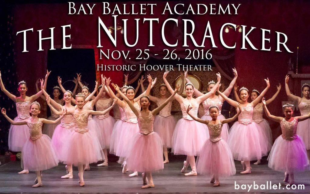 Bay Ballet Academy The Nutcracker
