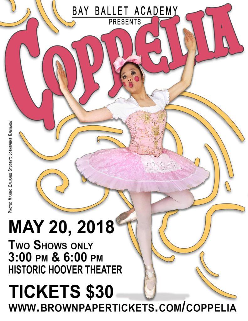 Bay Ballet Academy Coppelia