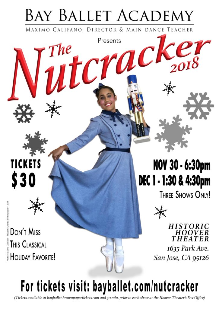 Bay Ballet Academy The Nutcracker 2018
