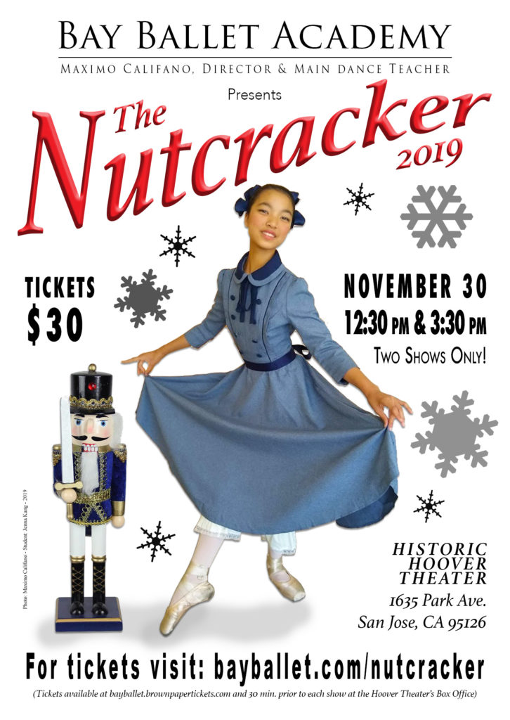 Bay Ballet Academy The Nutcracker 2019
