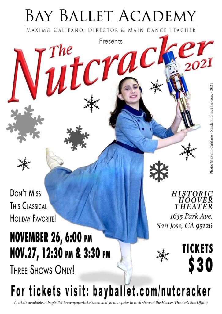 Bay Ballet Academy The Nutcracker 2021